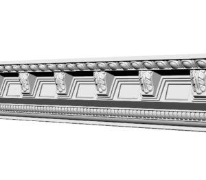 Купить Плинтус потолочный GP-18 2м