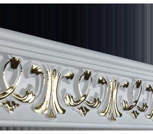 Купить Плинтус потолочный GP-28 Gold