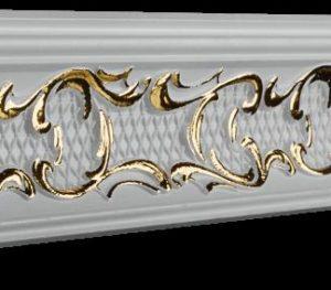 Купить Плинтус потолочный GP-30 Gold
