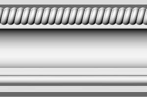 Купить Плинтус потолочный GP-53 2м