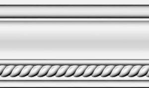 Купить Плинтус потолочный GP-67 2м
