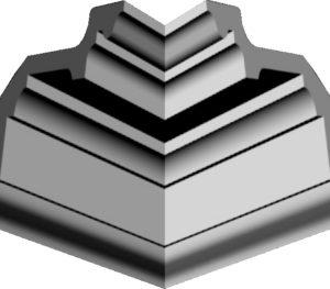 Купить Уголок GP-68 (4шт)